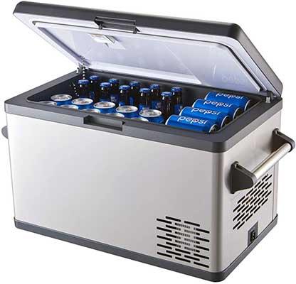 Aspenora 37-Quart Portable Freezer Fridge