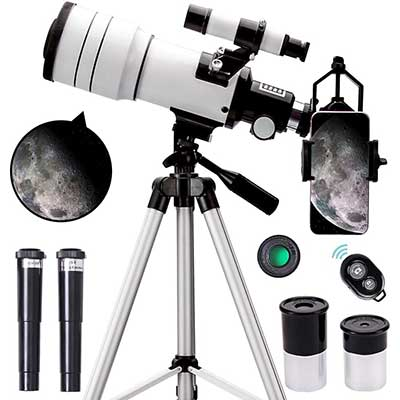 ToyerBee Telescope for Kids and Adults
