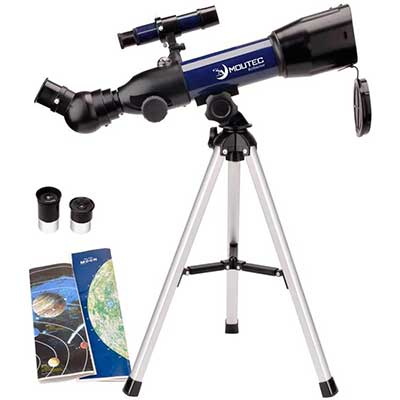 Moutec Simple Telescope for Kids and Beginners
