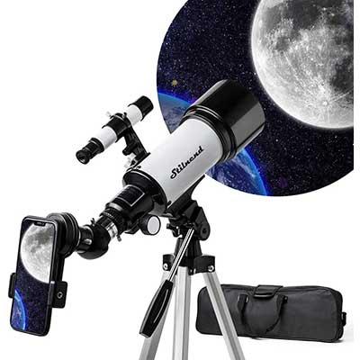 Telescope 70mm Travel Scope 500mm AZ Mount