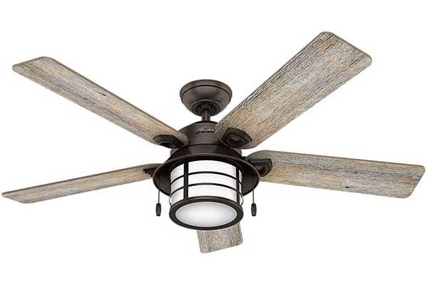 Hunter Key Biscayne Indoor/Outdoor Ceiling Fan
