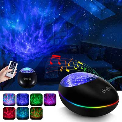 Galaxy Projector, Star Light Projector