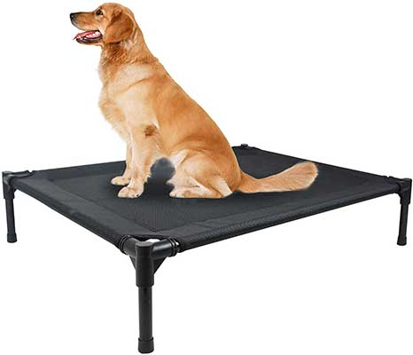 YEP HHO Detachable Elevated Dog Bed