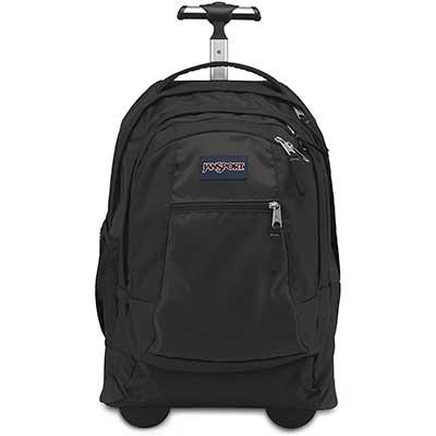 JanSport Driver 8Rolling Backpack – Wheeled TravelBag