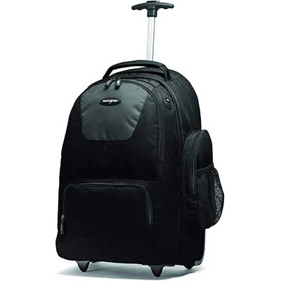 Samsonite Wheeled Backpack with Organizational Pockets
