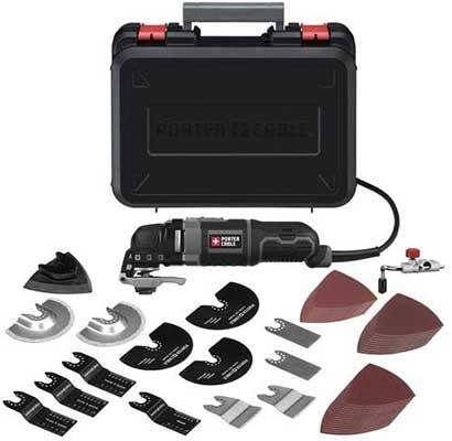 PORTER-CABLE Oscillating Tool Kit
