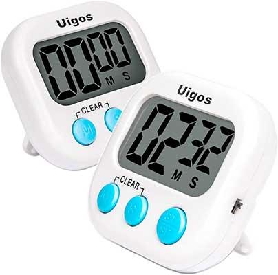 Uigos Digital Kitchen Timer II 2.0