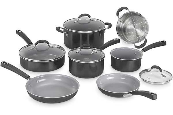 Cuisinart Advantage Ceramica XT Cookware Set
