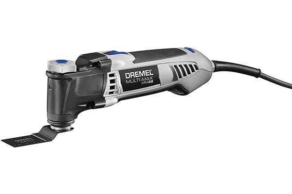 Dremel MM35-01 Multi-Max 3.5Amp Oscillating Tool-Kit