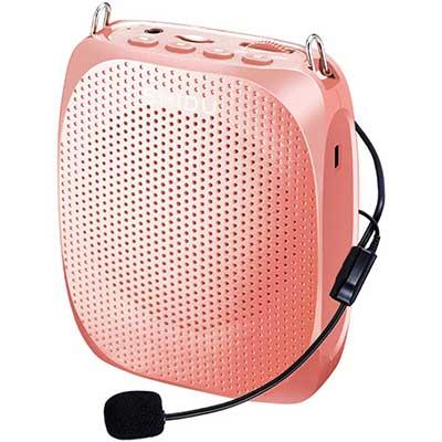 Portable Voice Amplifier SHIDU