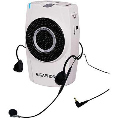 GIGAPHONE G100 Portable  Voice Amplifier