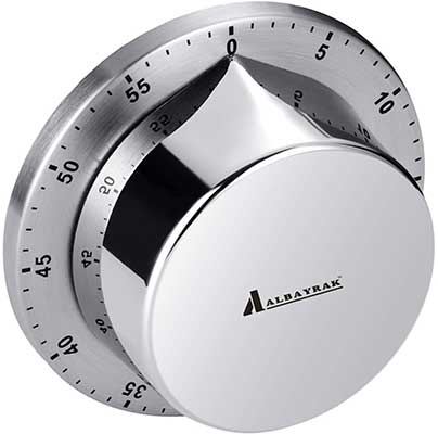 Albayrak Kitchen Timer, Chef Cooking Timer Clock