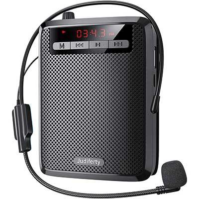 Judiferty Portable Voice Amplifier