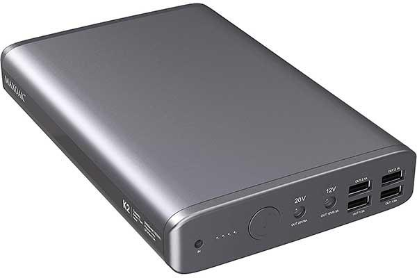 MAXOAK Laptop Power Bank 185Wh/50000mAh