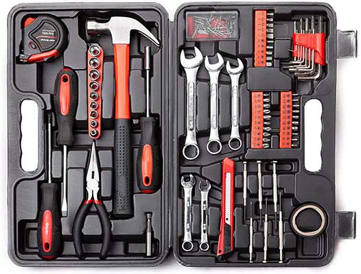 Cartman – General Household Hand Tool Kit