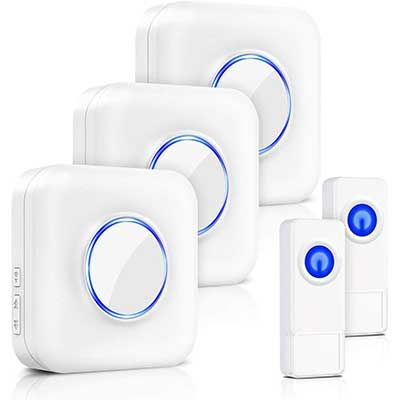 BITIWEND Wireless Doorbell Kit