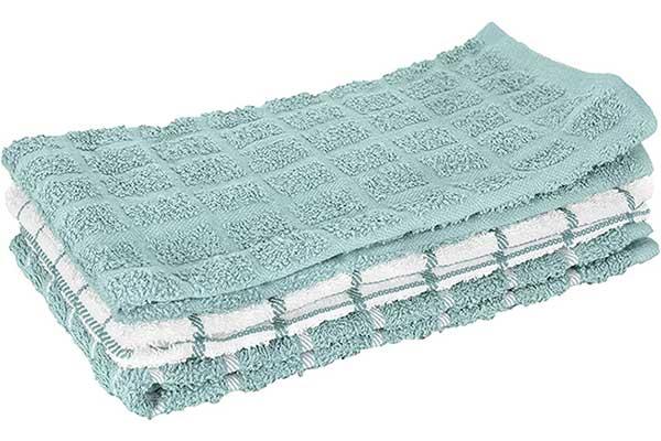 RITZ 100% Cotton Terry Kitchen Dish Towel