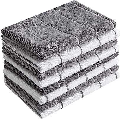 Microfiber Kitchen Towels – Super Absorbent