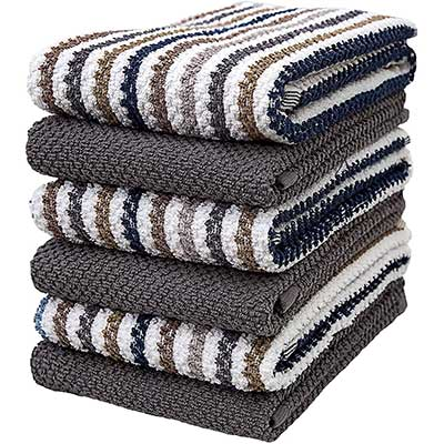 Premium Kitchen Towels – 16 by 26 inches