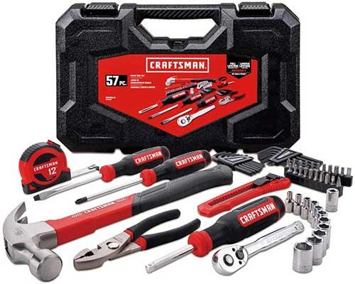CRAFTSMAN Home Tool Kit /Mechanics Tools Kit
