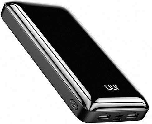 Bextoo Portable Charger Power Bank 30000mAh