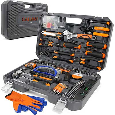 Premium Tool Kit for Home