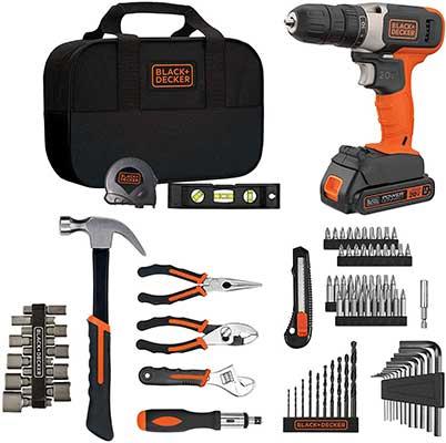 BLACK + DECKER Home Tool Kit