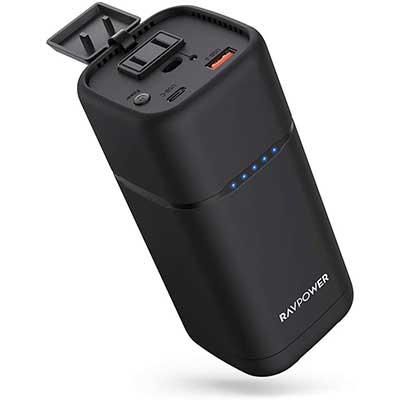 Portable Charger RAVPower Outlet Power Bank