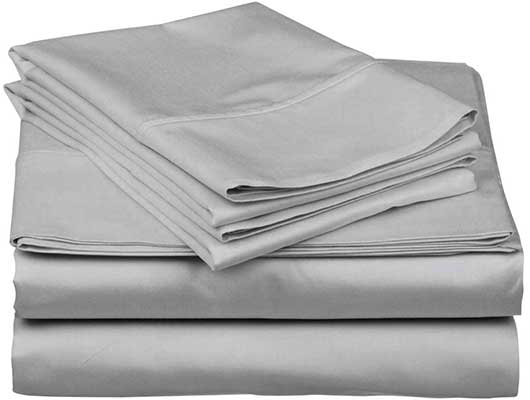 True Luxury 1000-Thread Count 100% Egyptian Cotton