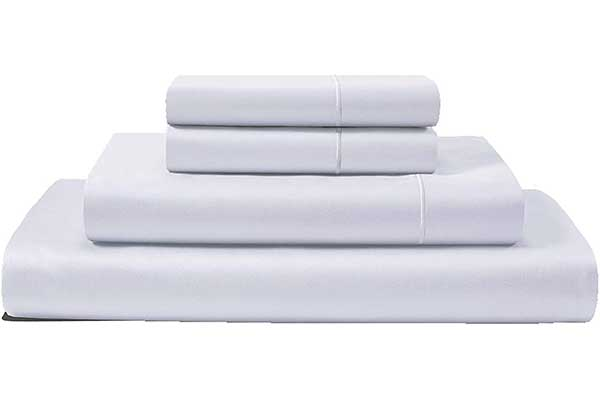 King CHATEAU HOME COLLECTION White Cotton