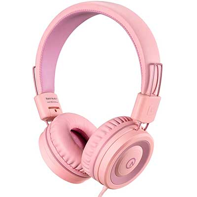 Kids Headphones –noot products-K11 Foldable Stereo Tangle-Free