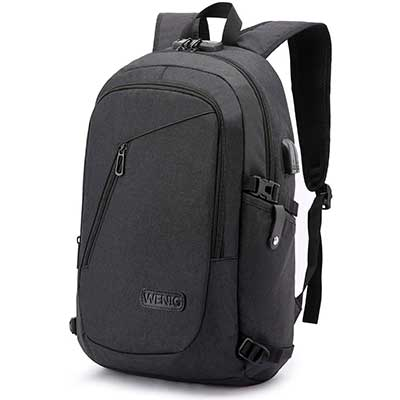 Laptop Backpack, Business Travel Anti-Theft Backpack