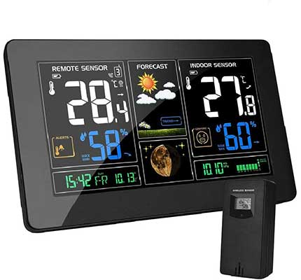 MOHOO Wireless Weather Station