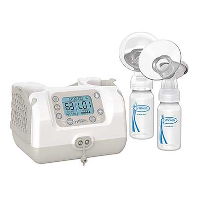 Dr. Brown's Customflow Double Electric Breast Pump