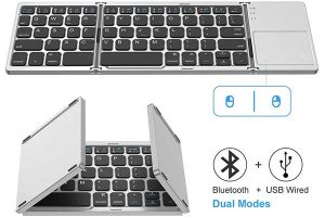 Foldable Keyboards