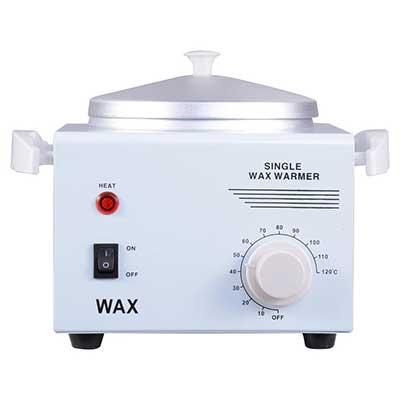 AW Portable Single Salon Electric Hot Wax Warmer Heater