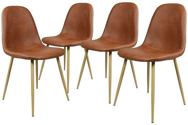 GreenForest Dining Chairs Set of 4