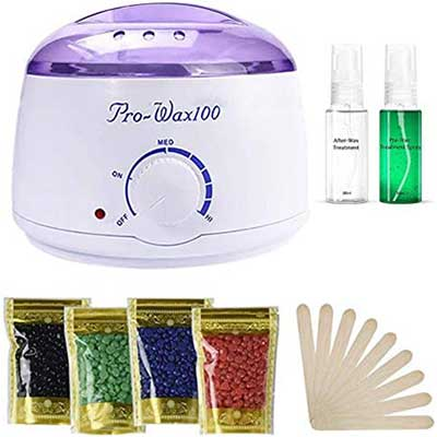 Wax Warmer, Portable Electric Hair Removal