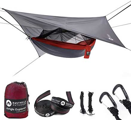 Easthills Outdoors Jungle Explorer Double Camping Hammocks