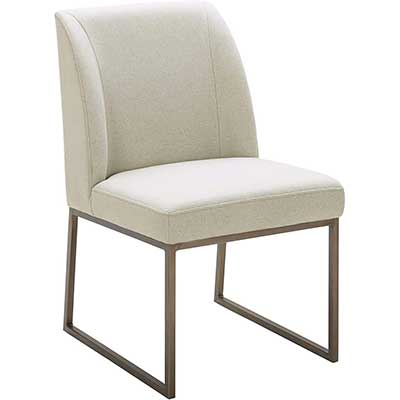 Amazon Brand – Rivet Contemporary Dining Chair