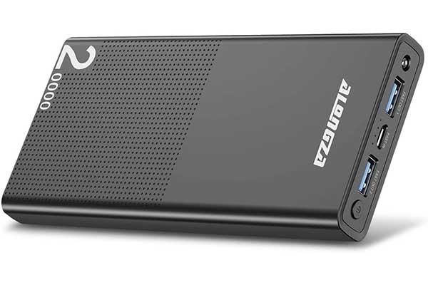 Alongza 20000mAh Portable Phone Charger