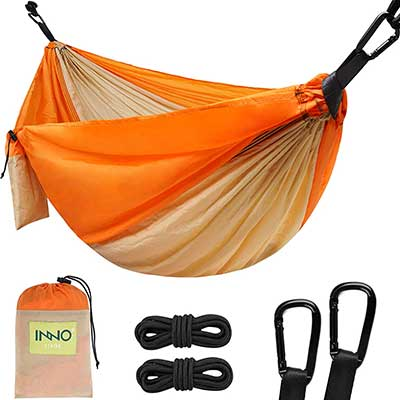 Hammock Camping Single with Tree Straps