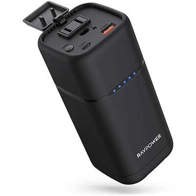 Portable Charger USB C RAVPower Power Bank