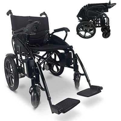 2021 Updated Electric Wheelchairs Silla de Ruedas