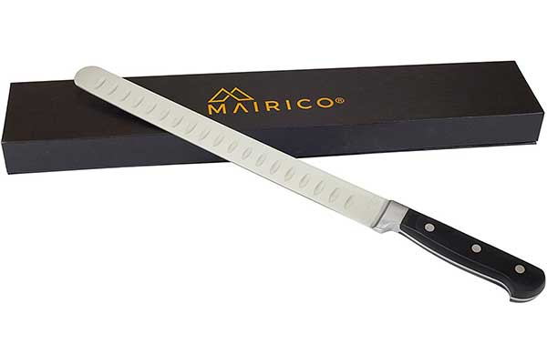 MAIRICO Ultra Sharp Premium 11Inch Stainless Steel Carving Knife