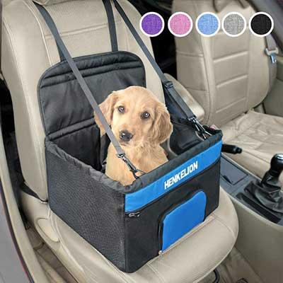 Henkelion Small Dog Car Seat