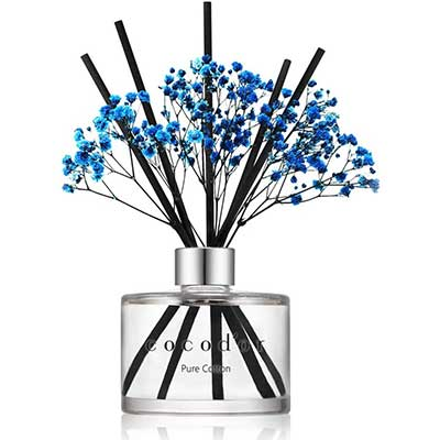 Cocodor Preserved Real Flower Reed Diffuser
