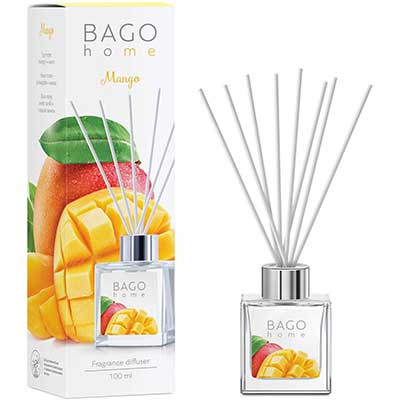 BAGO home Fragrance Oil Reed Diffuser