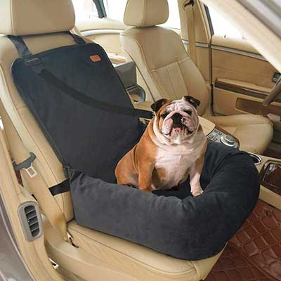 BOCHAO Dog Car Seat Pet Booster Seat