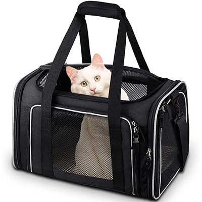 Comsmart Cat Carrier, Pet Carrier Bag